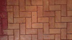 Used Clay Pavers - approx 70m2 Samford Valley Brisbane North West Preview