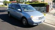 12 MONTHS REG & RWC 2009 KIA GRAND CARNIVAL DIESEL AUTO 8 SEATER Greenvale Hume Area Preview