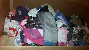 GARAGE SALE Kids clothes sizes 1 to 10 boys and girls Orange Orange Area Preview