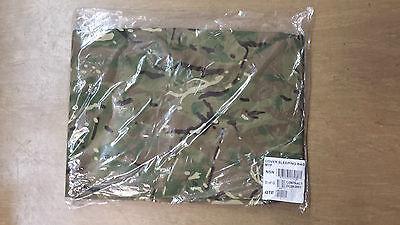 NEW Original British Army Issue Gore-Tex MTP Multicam Bivvy Bag