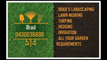 Turfing and install gardens super cheap!