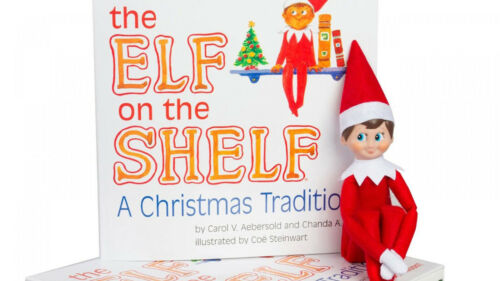 The Elf on the Shelf Christmas Boy Doll Only No Book A Christmas Tradition