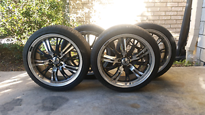 Lancer   17 inch  wheels and tyres  4 stud Rocklea Brisbane South West Preview