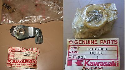 KAWASAKI H1 500 750 H2 S2 S3 INNER CLUTCH RELEASE 13102-017 OUTER 13118-008 RARE usato  Napoli
