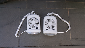 Jayco expanda or camper bed end fan lights Mernda Whittlesea Area Preview