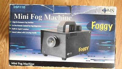 DMS Mini Fog Smoke Machine  DSF110](Mini Fog Machine)