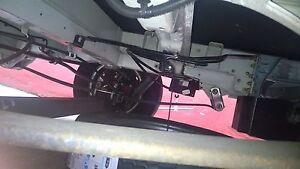 Fiat Ducato Peugeot Boxer Van Motorhome Spare Wheel Carrier Genuine Part 2006-16