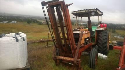 Fiat 615 tractor and slasher farming equipment gumtree australia fiat 640 market garden tractor fandeluxe Gallery