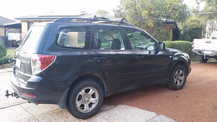 2009 Subaru Forester SUV Kaleen Belconnen Area Preview