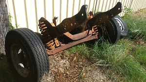 F100 front end diff Redcliffe Belmont Area Preview