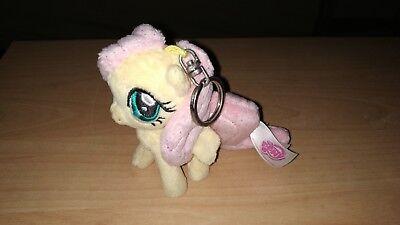 My Little Pony Fluttershy Figures Merchandise Plush Nici Burger King Brushable