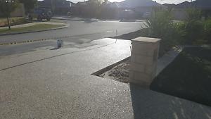 Exposed Aggregate Concrete Perth Jandakot Cockburn Area Preview