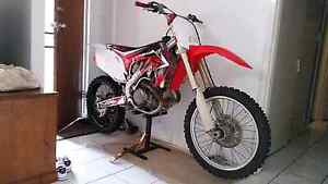 2010 crf 450r Cannington Canning Area Preview