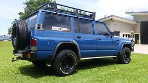 4.2 Diesel Ford Maverick in excellent condition Redlynch Cairns City Preview