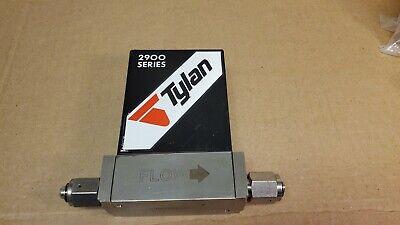 Tylan Fc-2902m-t 2900 Series Mass Flow Controller Ar 100 Sccm