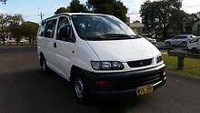 2000 Mitsubishi Starwagon Wagon (8seat) Guildford Parramatta Area Preview