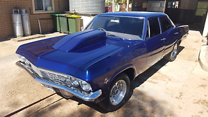 1965 chevy belair RHD fisher body 383 registered Gawler Gawler Area Preview