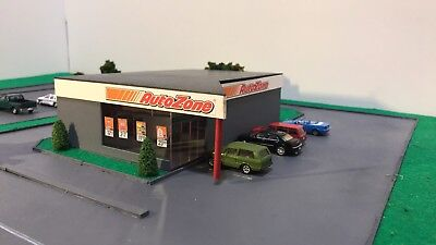 HO Scale / Scratch Built Buildings