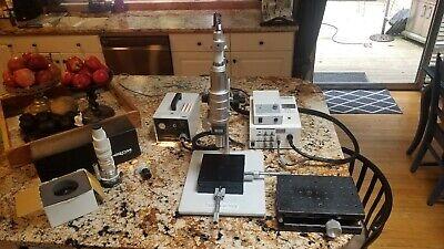 Hirox Kh-1000 Hi-scope 3d Inspection Microscope Mx-5030rzii Plus Mx-2525cs Lens