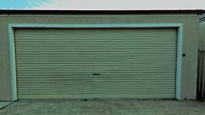 B&D Garage Door. Classic Cream. 5.450 Metres in Length. 2nd Hand Greenacre Bankstown Area Preview