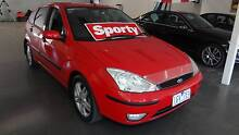 2004 Ford Focus Hatchback Tottenham Maribyrnong Area Preview