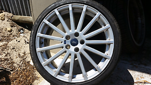 """Ford Focus 2010 RS 19"""" Rims Perth Perth City Area Preview"""