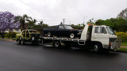 Vehicle transport. Tow truck rates start at $60