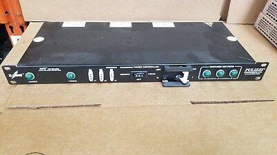 (PULIZZI TPC2365/LT Power Distribution System)