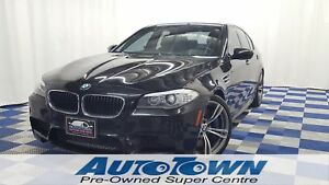 2013 BMW M5 ACCIDENT FREE/NAV/SUNROOF/LOADED!!