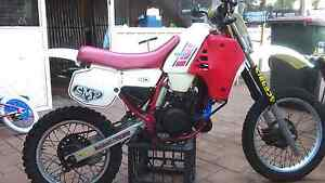 YAMAHA 1986 YZ80 -s Metford Maitland Area Preview