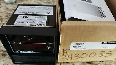 Omega 4202apf2 Rtd Digital Controller