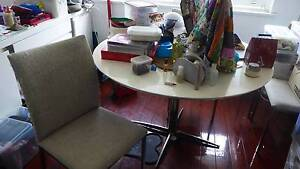 DINING TABLE + 4 CHAIRS Northbridge Willoughby Area Preview