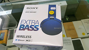 Sony XB650BT EXTRA BASS Bluetooth Head phones still in box Campsie Canterbury Area Preview