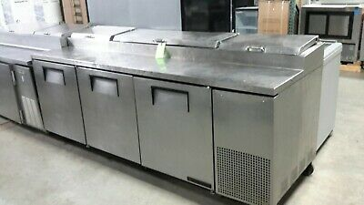 Used True Tpp-93 93 Refrigerated Pizza Prep Table