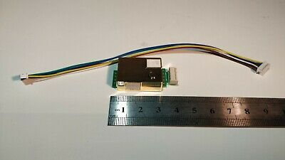 New Mh-z19b Infrared Carbon Dioxide Co2 Monitor Sensor Module Uart Pwm Output