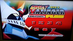 Great Mazinger complete series espanol latino audio