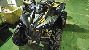 Canam Renergade X edition 800 cc Quad Biloela Banana Area Preview