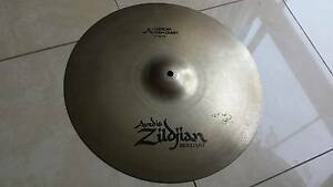 "Zildjian A Brilliant Medium thin crash 16"" Sunshine West Brimbank Area Preview"