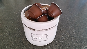 COFFEE POD HOLDER Golden Grove Tea Tree Gully Area Preview