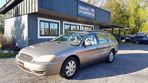 2004 Ford TAURAS 8 PASSENGER! SAFETIED ETESTED ONLY  $2499+taxes