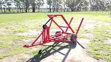HAY FORK TRAILER Toolleen Campaspe Area Preview