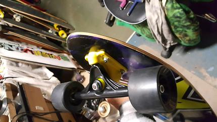 Collector Rockstar Longboard