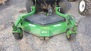 John Deere 1445 Mower Deck. 62 Iron Rear Discharge deck Boronia Knox Area Preview