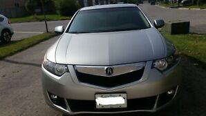 Acura TSX tech package (175k)