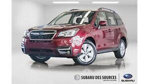 2018 Subaru Forester 2.5i Convenience  A partir de 0.5% Fin. ou