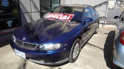 2002 Holden Calais Sedan Tottenham Maribyrnong Area Preview