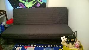 sofabed ikea karlaby 3 seater good thick mattress Hemmant Brisbane South East Preview