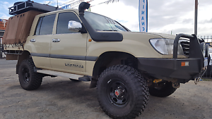 Toyota Landcruiser 100 series gxl dual cab  !! Rockingham Rockingham Area Preview