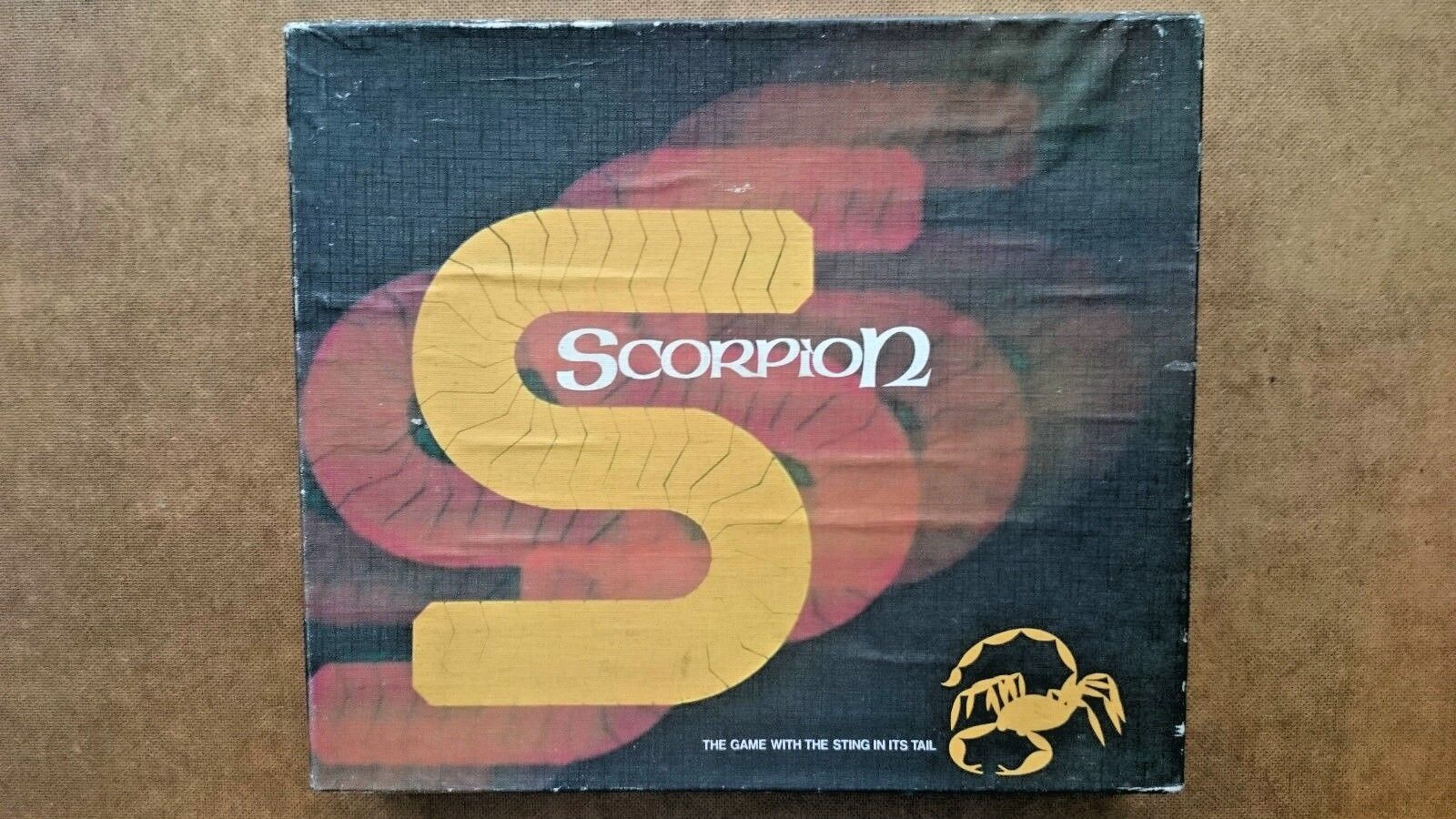 Scorpion  Game By Spears 1983