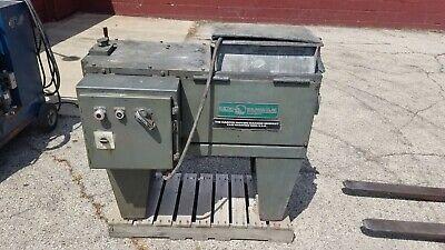 Vibratory Tumber - 220v 3ph Deburring Machine Electro Deubrring Company